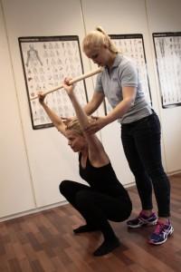 uterin prolaps Danske massage piger
